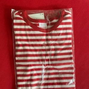 90 3T toddler t-shirt stripe Hanna Andersson NWT